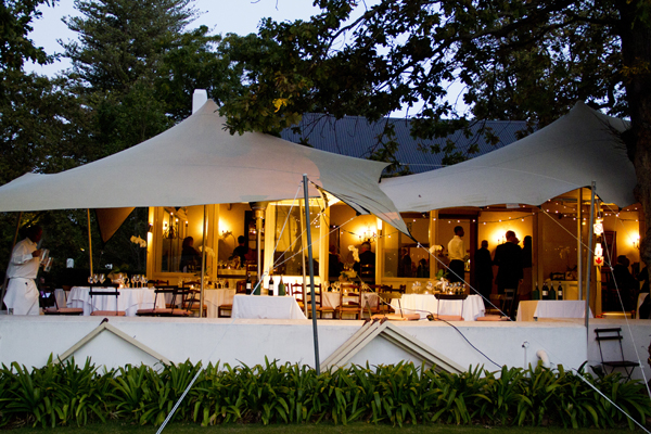 Wedding Constantia