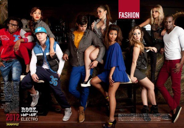 Fashion Spread