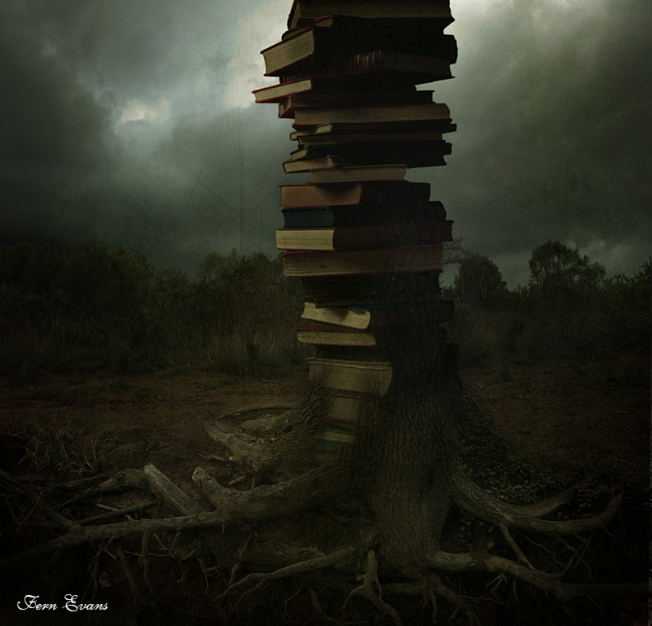tree of books small